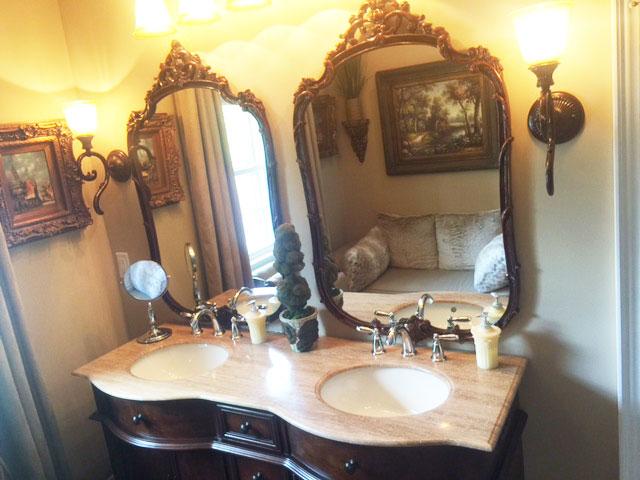 Guest Suite Sink